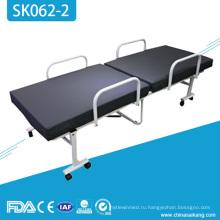 SK062-2 Коммерческая мебель класса люкс ручное управление больницы кровать