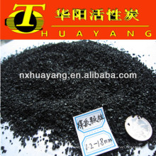 8X30 mesh coal based activated carbon as catalyst carrier for industry