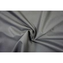 Strip Tweed Worsted Wool Fabric