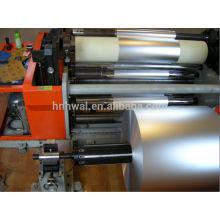 Feuille d'aluminium ménager de 6 microns 1235 pour l'emballage alimentaire en stock