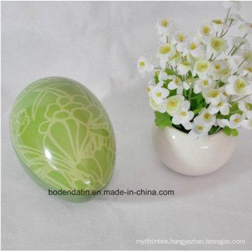 Customized Ball Tin Box Food Grade for Chocolate Wholesale