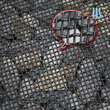 Double Crimp Mine Screen Mesh
