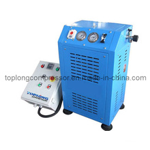Compresseur CNG à haute pression pour voiture (Bx6CNG)
