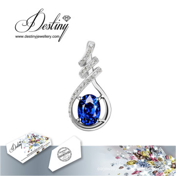Destiny Jewellery Crystal From Swarovski Necklace Vine Pendant
