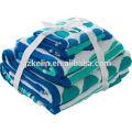 Dobby Grenze Baumwolle Luxus Handtuch