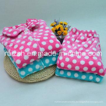 Supersoft Flanell Bademantel Pyjamas für Damen