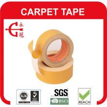 Hochwertiges selbstklebendes doppelseitiges Teppichband