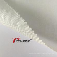 Tissu de meubles d'extérieur de tissu teint par solution 100% polypropylène