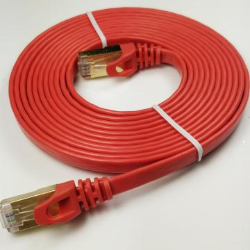 Cable Ethernet plano CAT 6A / CAT 7