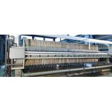 Filtre automatique contrôlé par programme Presse Filer Cloth