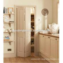 Customized interior bifold door