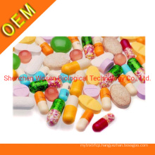 Professional OEM Supplier Herbal Extract Slimming Weight Loss Capsule