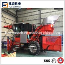 180HP Combine Sugarcrane Harvester for Sugar Factory