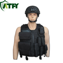 Body Armor Military Fragmentation Vest Tactical Vest Combat  Kevlar bullet proof vest for Military and Police