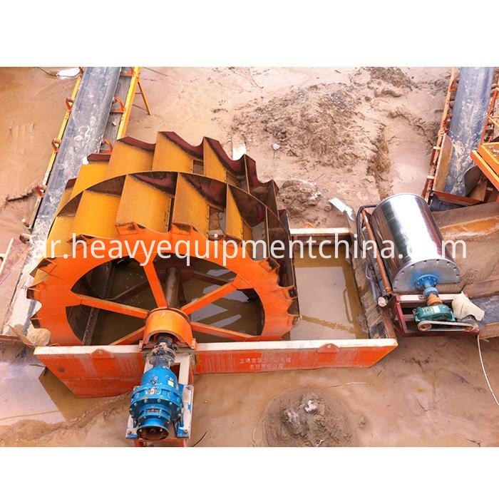 Artificial Sand Processing Plant