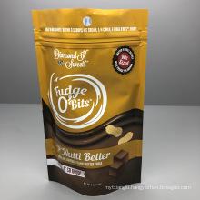 Cheap Wholesale Chocolate Cookie Snack Package Bag Custom Printed Aluminum Foil Bag