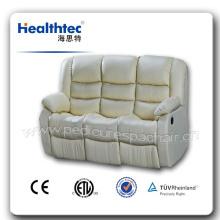 Living Room Genuine Leather Sofa Chair (B072-S)