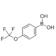 4-Трифторметоксифенилбороновая кислота CAS 139301-27-2