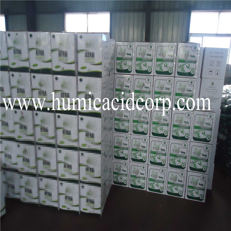 Humic Acid For Iran