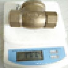Válvula de retención de flotador de bola de alta calidad desde China