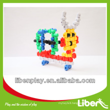 Just Do It ,Children Puzzle Toy of Plastic Block Toy Series LE.PD.086