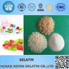высокое качество пищевой говяжий желатин