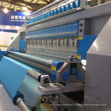 high speed quilting and embroidery machine