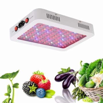 Nueva actualización 1000W LED Grow Light Dual Switch
