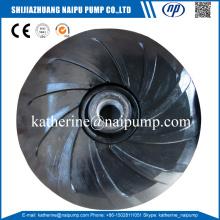 Naipu F6147R55 8/6 pièces d'écoulement en caoutchouc de pompe à lisier
