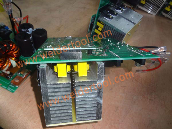 welding machine heat radiator