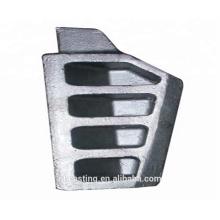 Китай Высокое качество TS 16949 OEM отливка из углеродистой стали для железнодорожных частей
