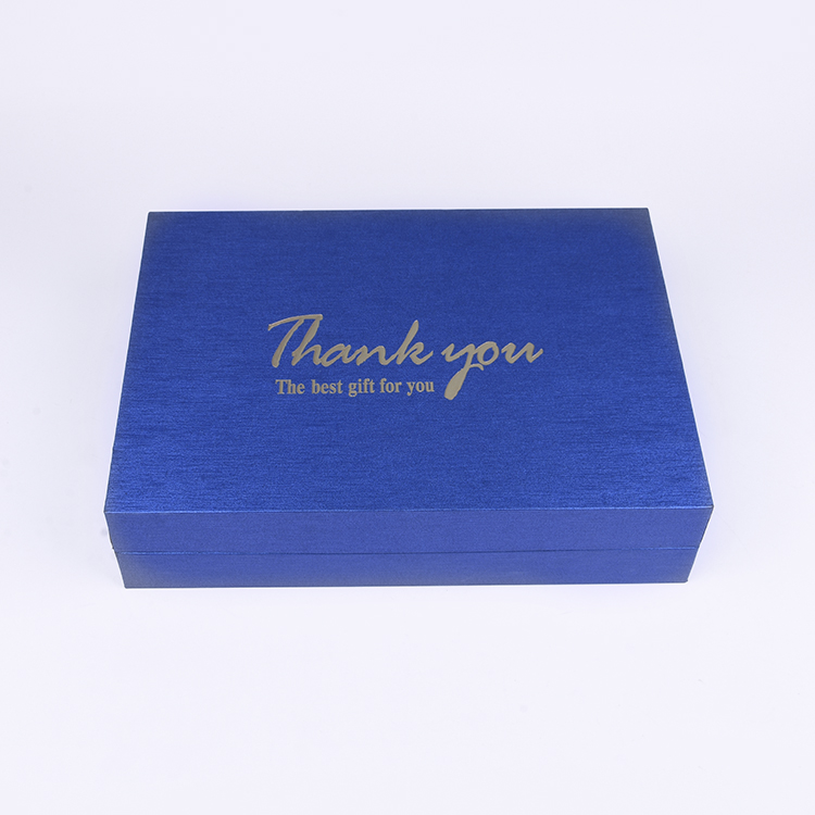Best Selling Products Blue Perfume Packaging Box 1