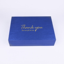 베스트셀러 제품 Blue Perfume Packaging Box