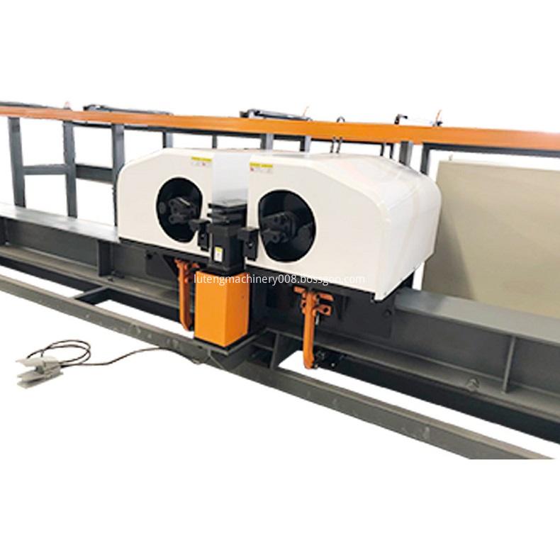 Double Head automatic rebar bending machine