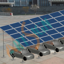 Sistemas De Montaje Solar Sobre Suelo: PARA Parkplätze (AS-M14)