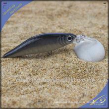 MNL041 5g / 9 cm Plástico Rígido Weihai Hard Lure Minnow Plástico Isca