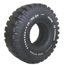 OTR Tire-Port Stacker Tire