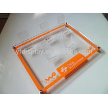 Clear Acrylic Desktop Mobile Phone Stand Mobile phone holder acrylic phone display