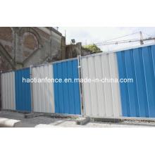 Stahl-Härte-Zaun-Panel