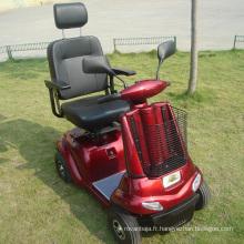 Scooter électrique chinois de mobilité à quatre roues pour les personnes âgées (DL24500-2)