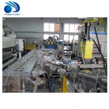 Thick line of extrusion sheets