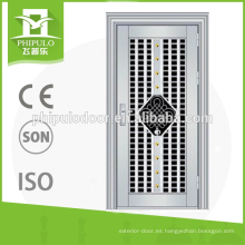 Venta caliente nuevo diseño de acero inoxidable 304 sola puerta