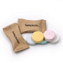 Best sale in this year foaming hand soap tablet for hand wash