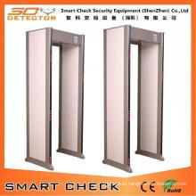 33 Zones Wholesale Security Metal Detector Gate Walk Through Metal Detector