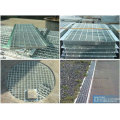 galvanized trench grating, galvanized drain grating,galvanized trench steel grating,