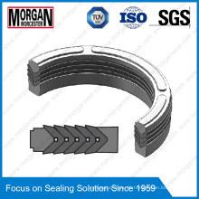 Es Serie Hydraulikzylinder Stabdichtung / V Dichtungen / Chevron Seal
