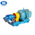 Petrol Transfer 380v Rotary Gear Oil Pump With Safety Valve