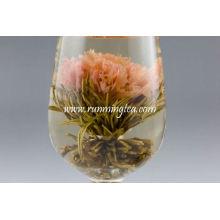Té de flores de clavel Té de flores de té