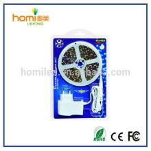 220V/110V светодиодные полосы блистерной упаковки