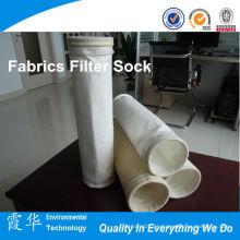 Chemical Co poliéster Industrial Fabrics Filter Sock